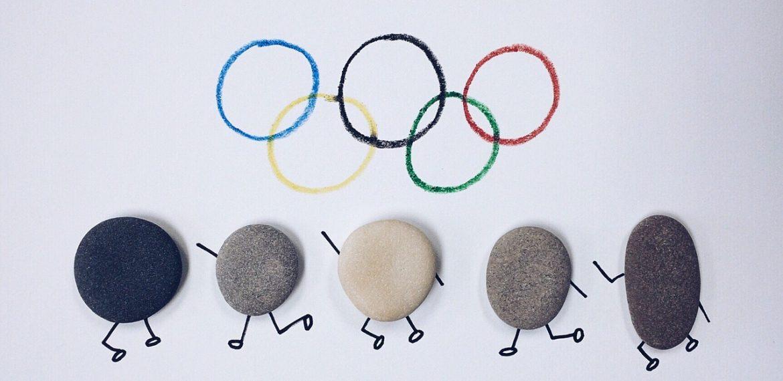 jeux olympiques bebes
