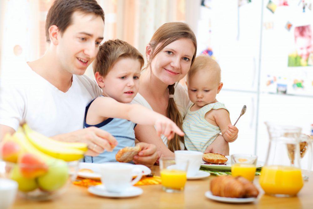 famille-repas