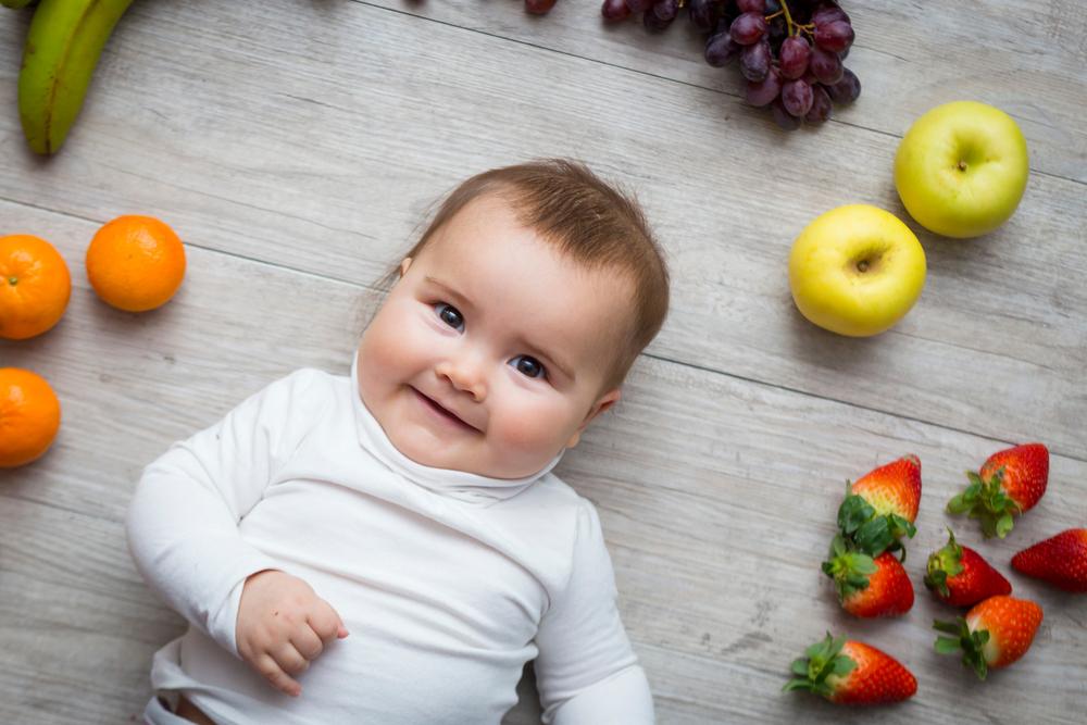 bébé-fruits