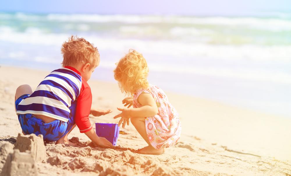 plage-enfants